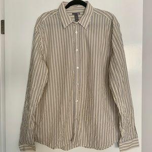 Men's H&M Button-Down Shirt